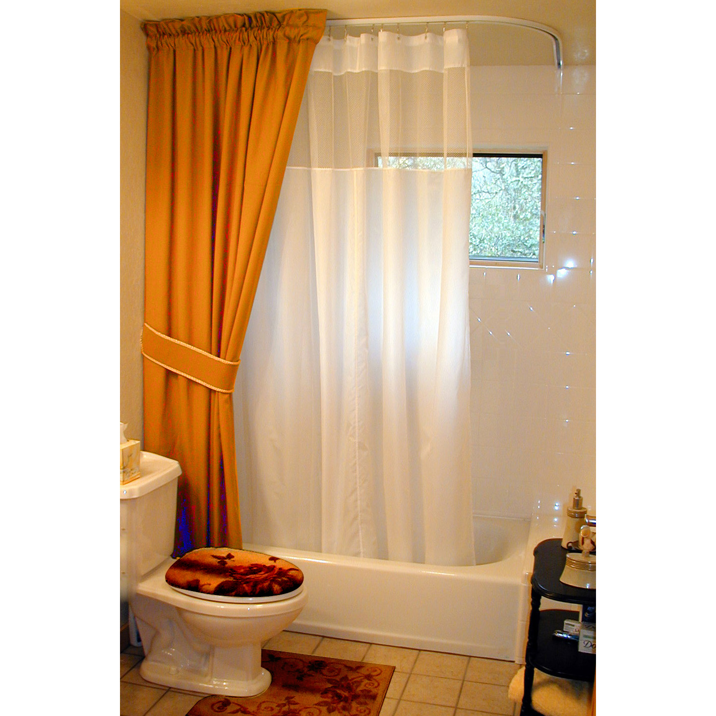 ceiling mount small canopy mounted curtain rods shower room adjustable living rod full curtains