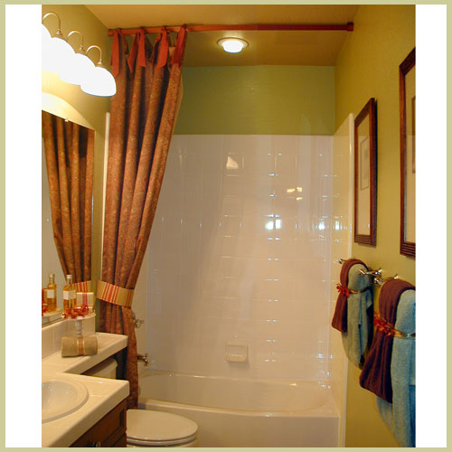 Customer picture gallery for Model home bathroom photos