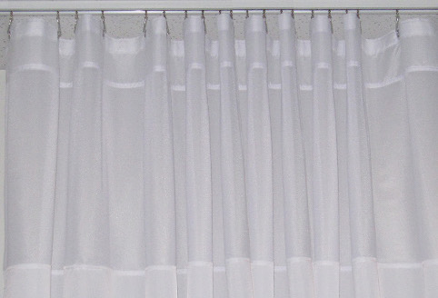 Ceiling Shower Rod By TRAX