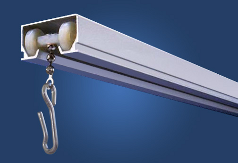 Ceiling Shower Rod.com By TRAX